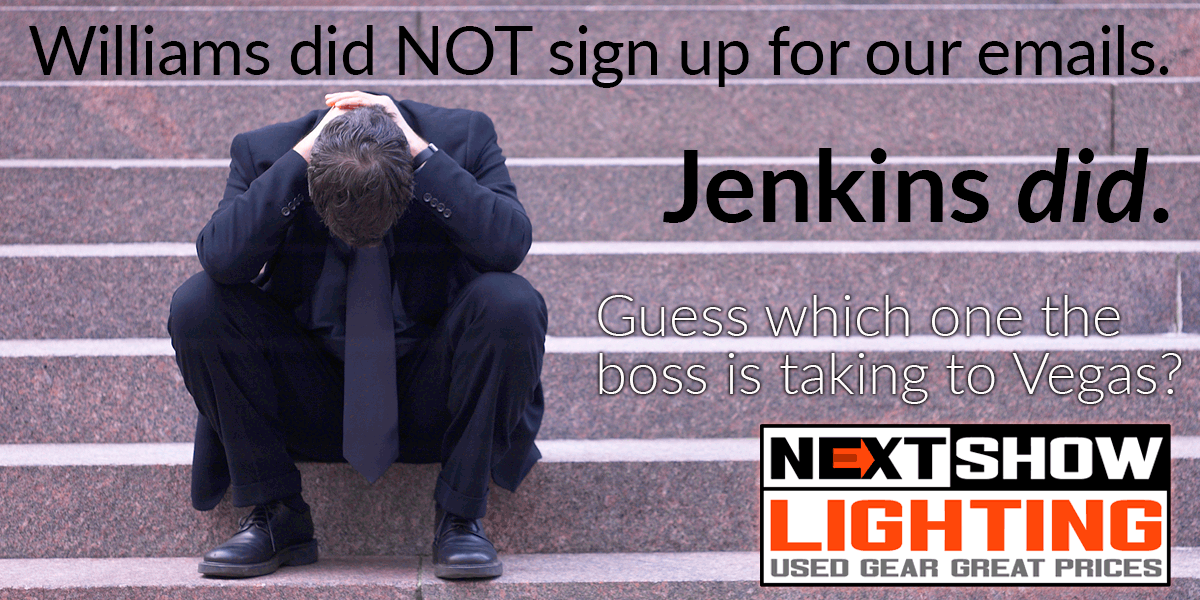 NSL - Email Promo: Jenkins Did