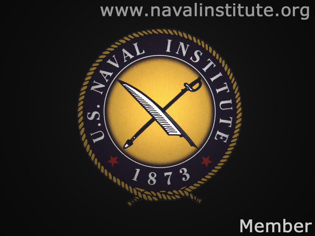 US Naval Institute Members-only Wallpaper