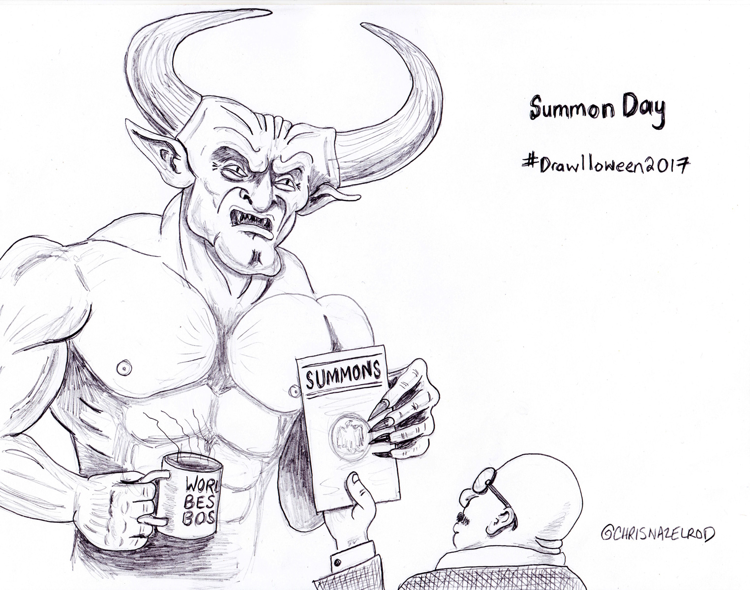 Day 2: Summon Day