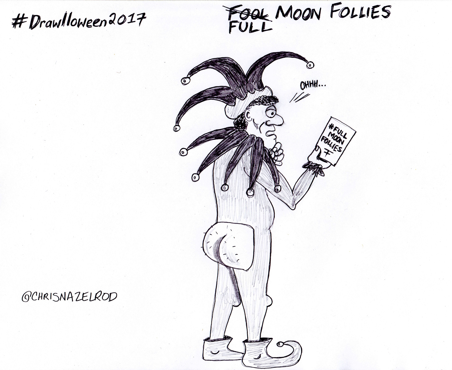 Day 5: Full Moon Follies
