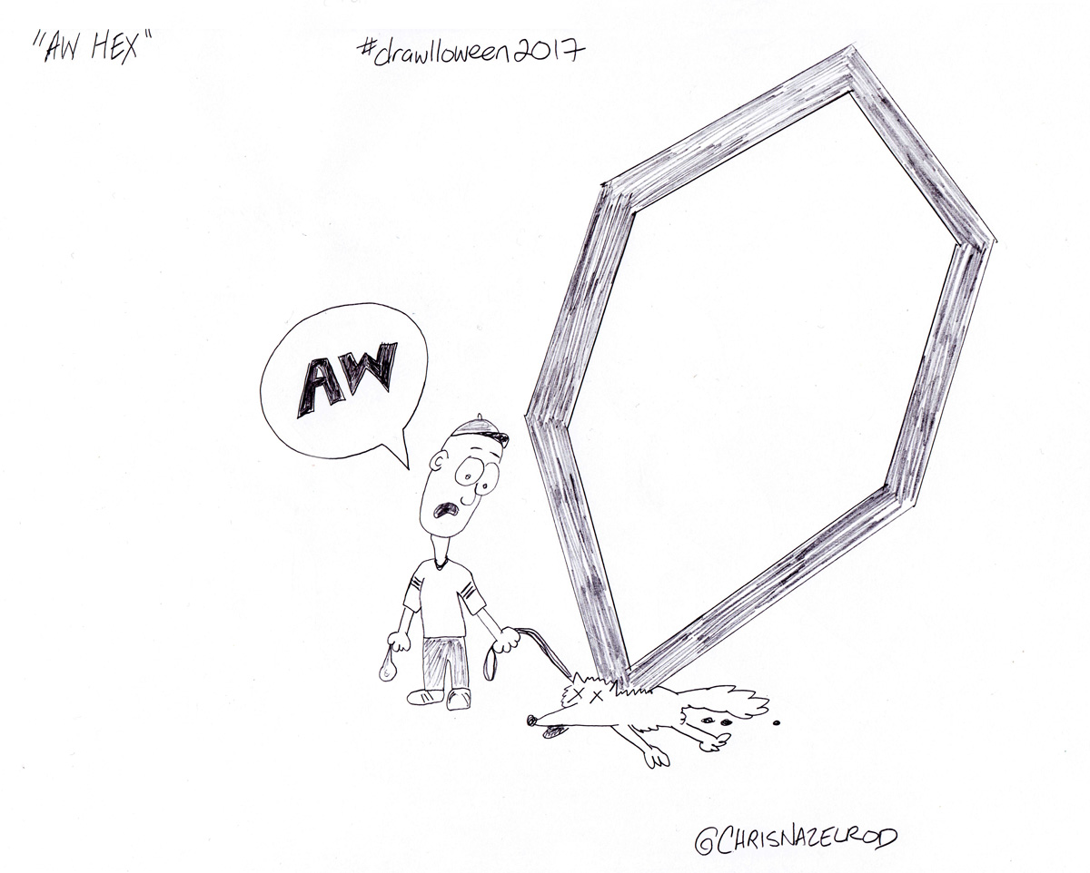 Day 24: Aw Hex