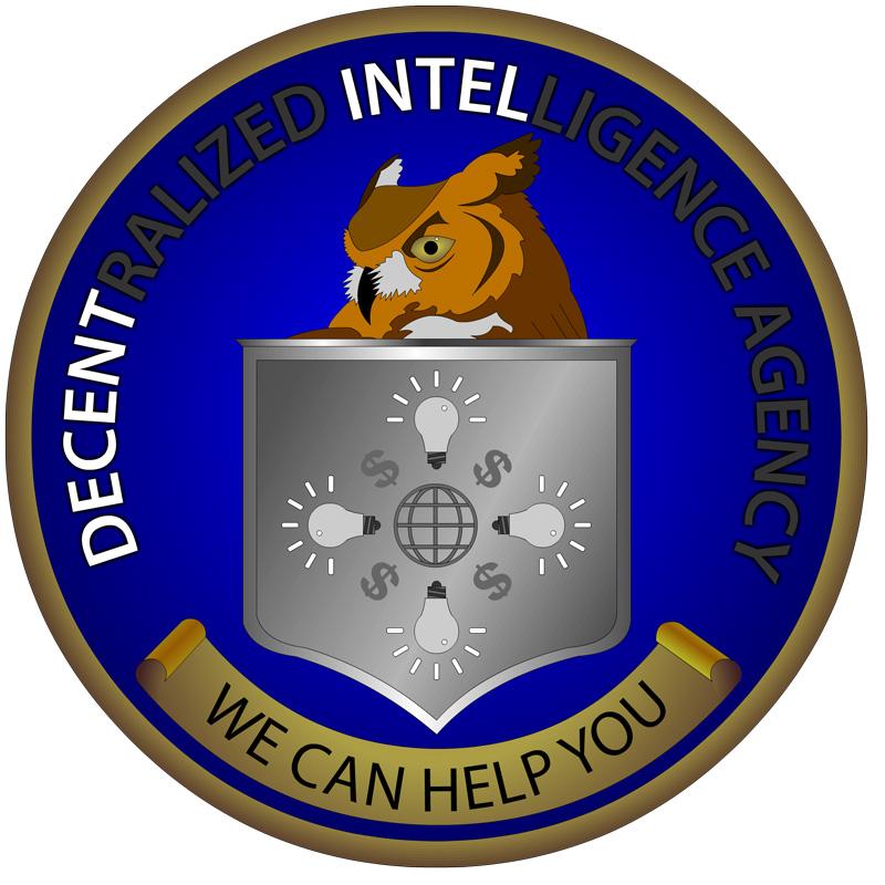 The Decent Intel Logo
